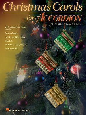 Christmas Carols for Accordion By Meisner, Gary (COP)